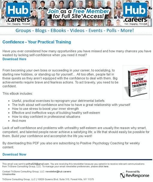 Hubs.career-ebook-email