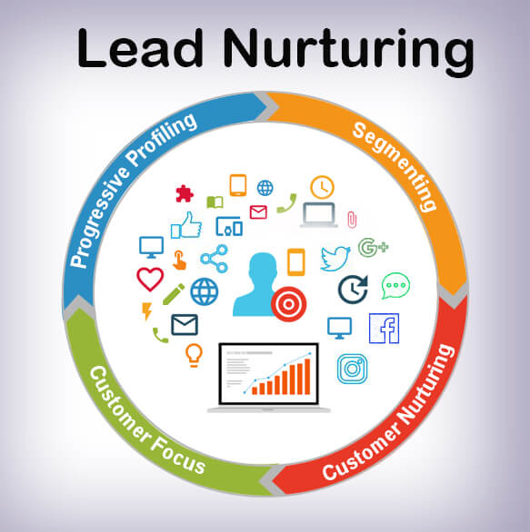 Lead Nurturing for Marketers, lead nurturing campaign