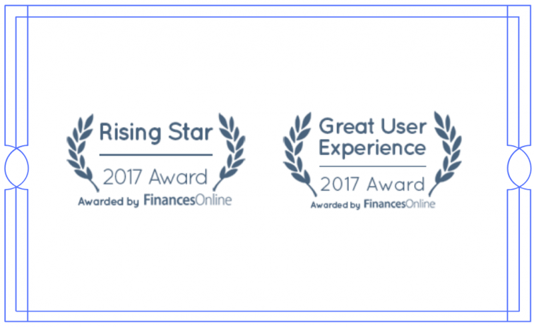 Awards form Finance online 2017