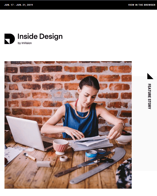 email design examples