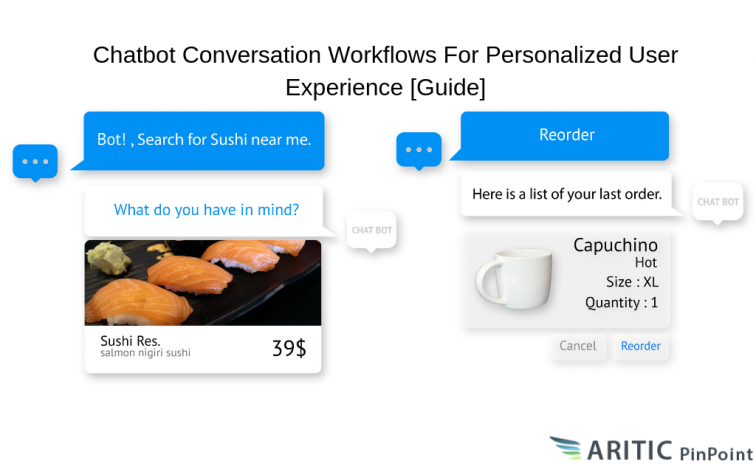 chatbot workflow stages