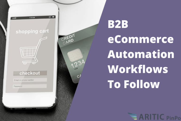 b2b ecommerce workflow automation cover
