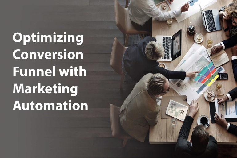 Optimizing Conversion Funnel with Marketing Automation