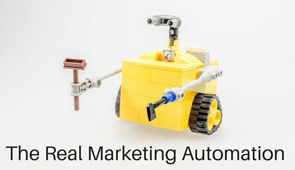the real marketing automation, marketing automation questions