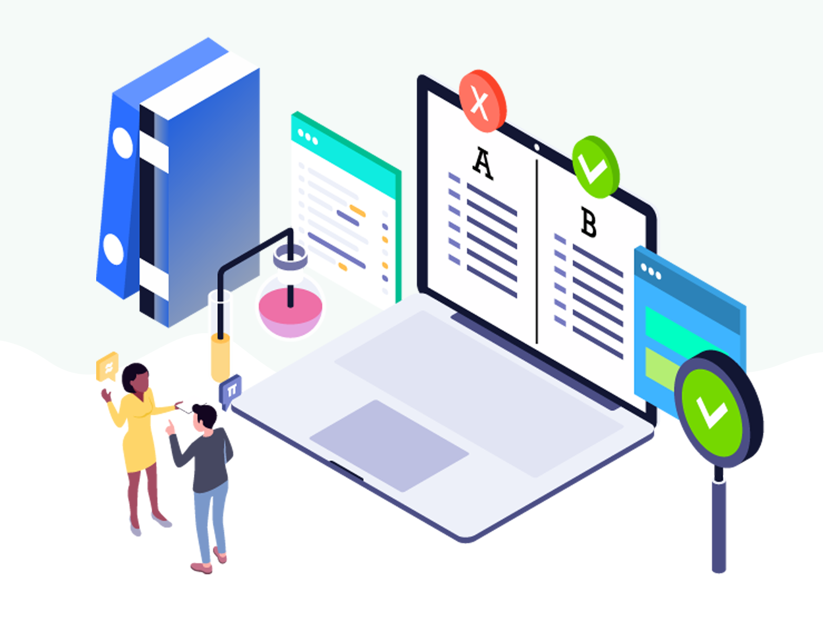 Aritic-includes-real-AB-Testing-power that stand tall in terms of testing everything of your campaign from call to action (cta) button to copywriting to fonts to colors to ensure suitablity across all channels
